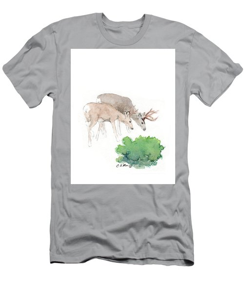 Too Dear Men's T-Shirt (Slim Fit) by C Sitton