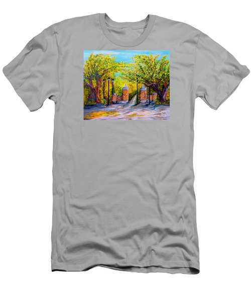 Toomer's Corner Oaks Men's T-Shirt (Athletic Fit)