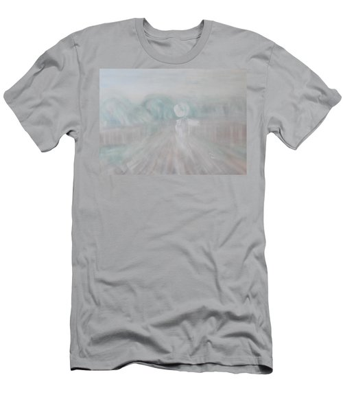 Towards The New Year Men's T-Shirt (Slim Fit)