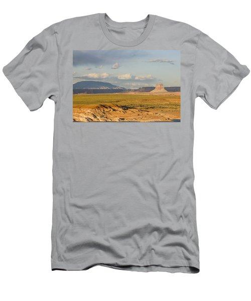 Tower Butte View Men's T-Shirt (Athletic Fit)