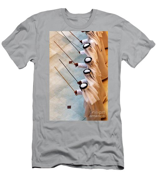 Traditional Emirati Men's Dance  Men's T-Shirt (Athletic Fit)