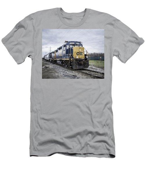 Train Engine 2668 Men's T-Shirt (Athletic Fit)