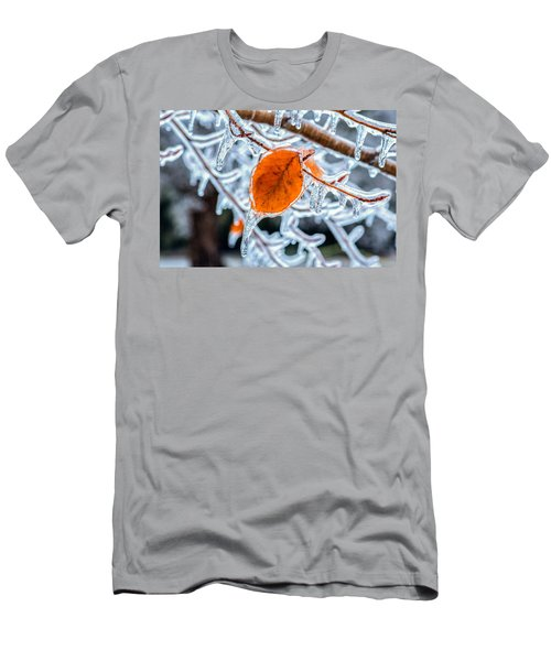 Men's T-Shirt (Athletic Fit) featuring the photograph Trapped by Garvin Hunter