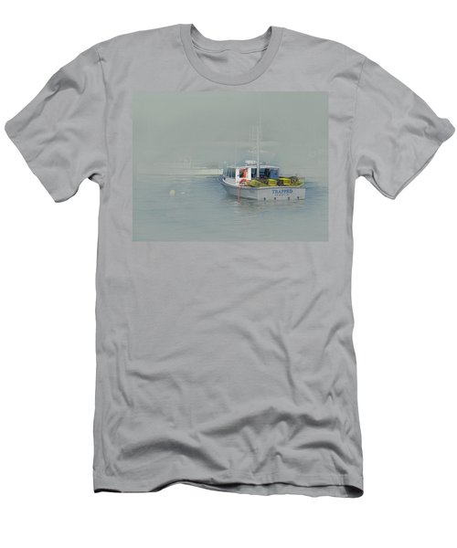 Trapped In The Fog Men's T-Shirt (Athletic Fit)