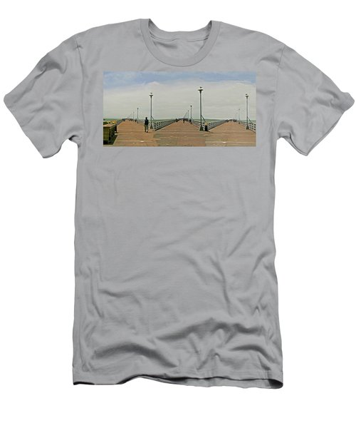 Triple Play Men's T-Shirt (Athletic Fit)