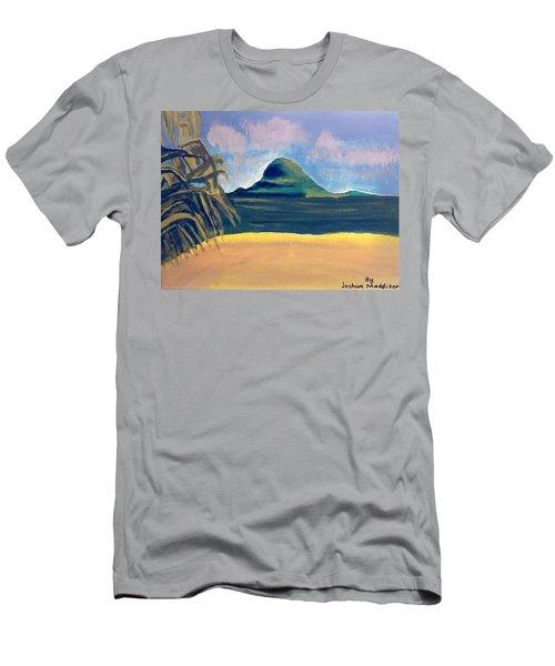 Paradise  Men's T-Shirt (Slim Fit) by Joshua Maddison