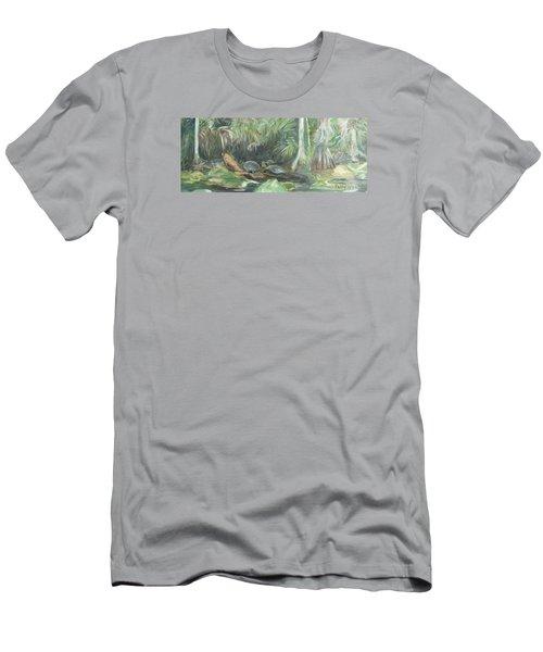 Trout Creek Men's T-Shirt (Athletic Fit)