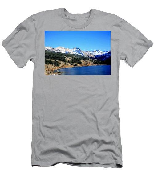 Trout Lake Men's T-Shirt (Athletic Fit)