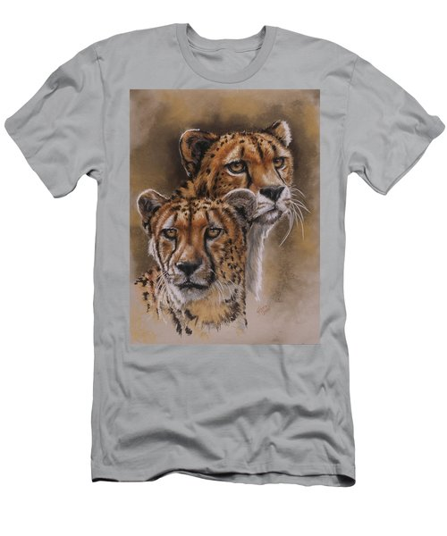 Twins Men's T-Shirt (Slim Fit) by Barbara Keith