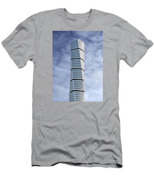 Twisted Architecture Men's T-Shirt (Athletic Fit)