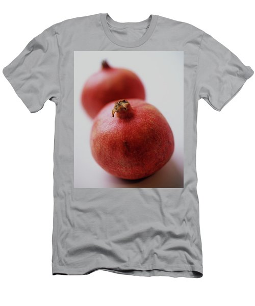 Two Pomegranates Men's T-Shirt (Athletic Fit)