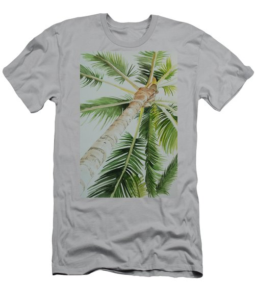 Under The Palm Men's T-Shirt (Athletic Fit)