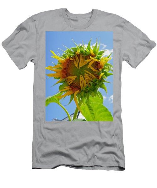 Unfolding Men's T-Shirt (Athletic Fit)