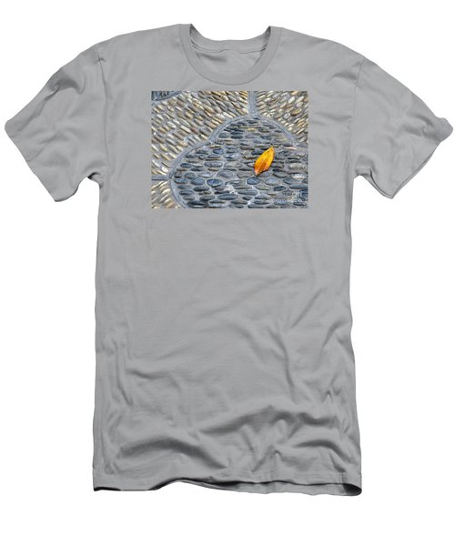 Men's T-Shirt (Athletic Fit) featuring the photograph Shanghai Tranquility  by Rick Locke