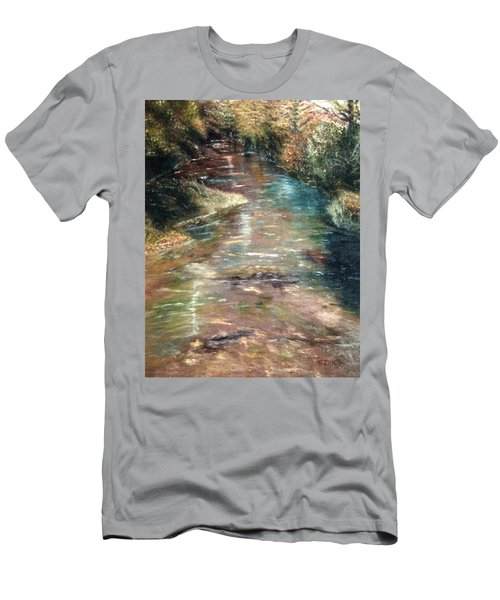 Upstream Men's T-Shirt (Athletic Fit)