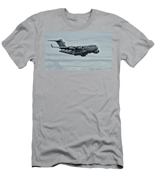 Us Air Force C17 Men's T-Shirt (Athletic Fit)