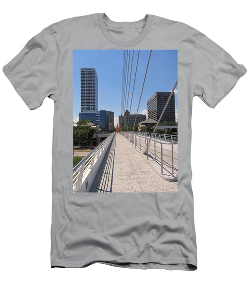 Us Bank View From Mam 2 Men's T-Shirt (Athletic Fit)