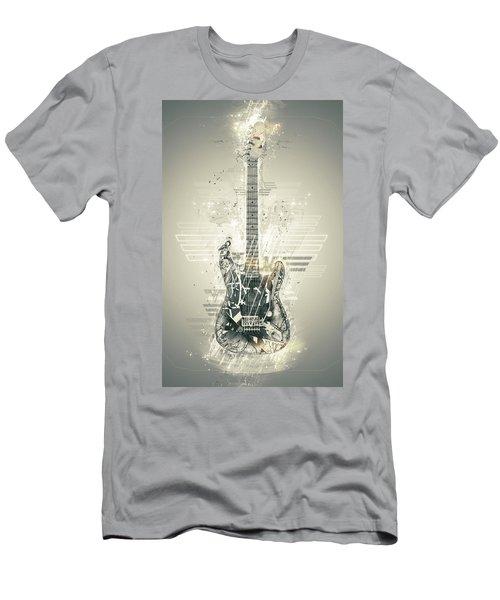 Van Halen's Frankenstrat Men's T-Shirt (Athletic Fit)