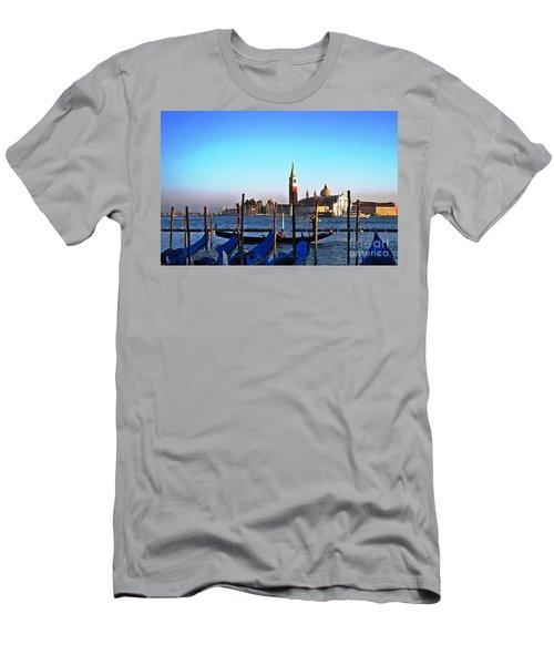 Venezia City Of Islands Men's T-Shirt (Athletic Fit)
