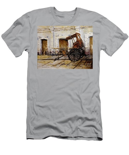 Vigan Carriage 1 Men's T-Shirt (Athletic Fit)