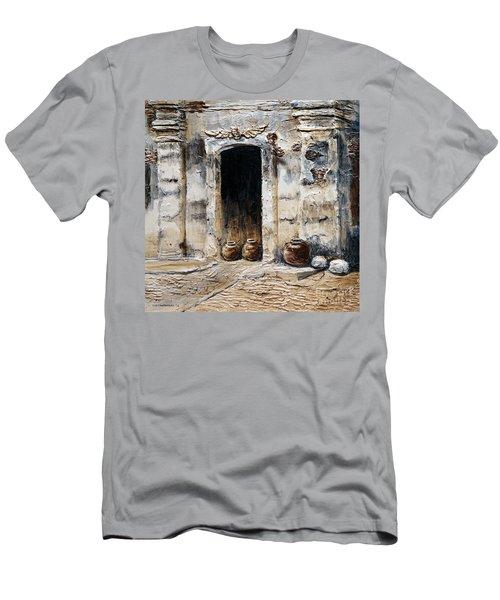 Vigan Door Men's T-Shirt (Athletic Fit)