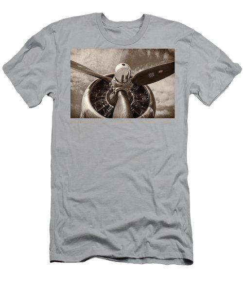 Vintage B-17 Men's T-Shirt (Athletic Fit)