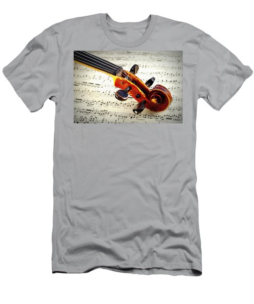Violine Men's T-Shirt (Athletic Fit)