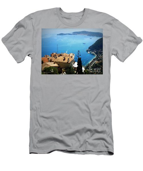 Vista From Eze Men's T-Shirt (Athletic Fit)