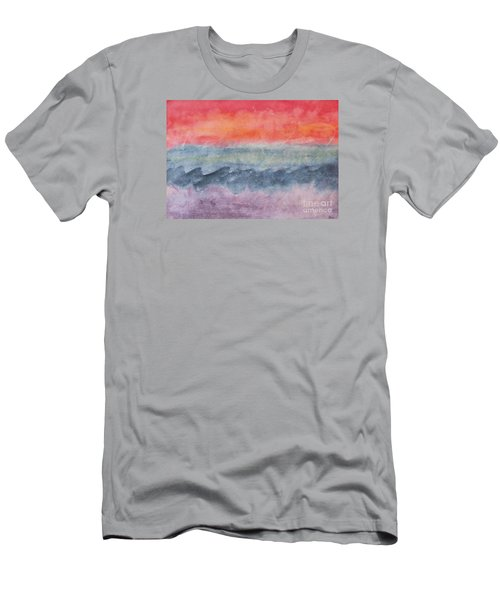 Men's T-Shirt (Slim Fit) featuring the photograph Voyage by Susan  Dimitrakopoulos