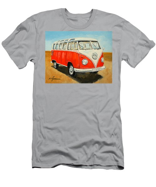 Vw Transporter T1 Men's T-Shirt (Athletic Fit)