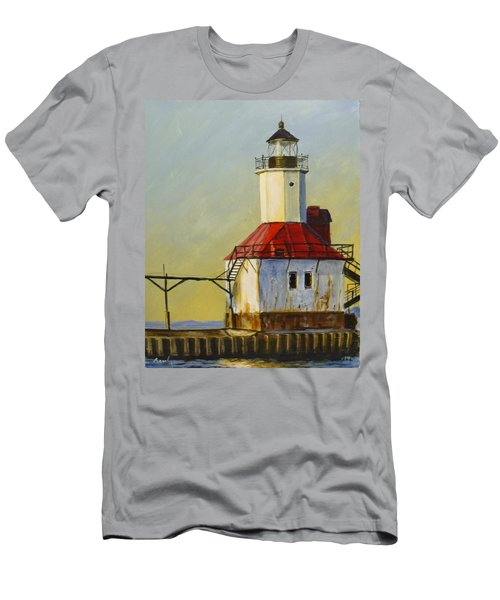 Waiting For The Sunset Men's T-Shirt (Athletic Fit)