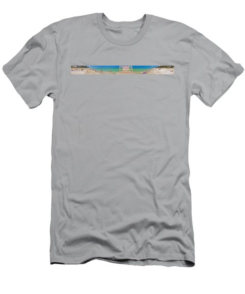 Walk Into Water Men's T-Shirt (Athletic Fit)