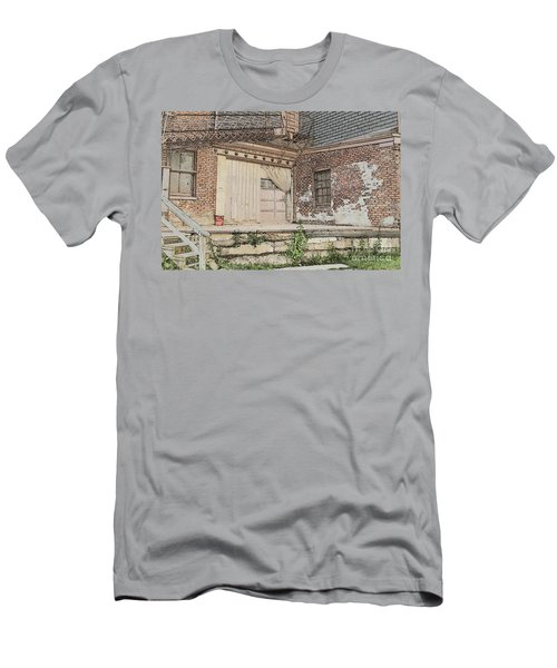 Warehouse Dock Men's T-Shirt (Athletic Fit)