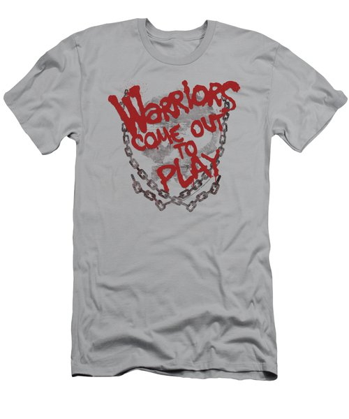 Warriors - Come Out And Play Men's T-Shirt (Athletic Fit)