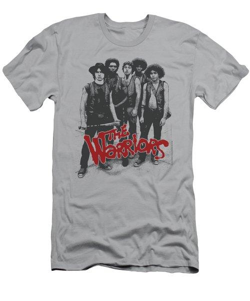 Warriors - Gang Men's T-Shirt (Slim Fit) by Brand A