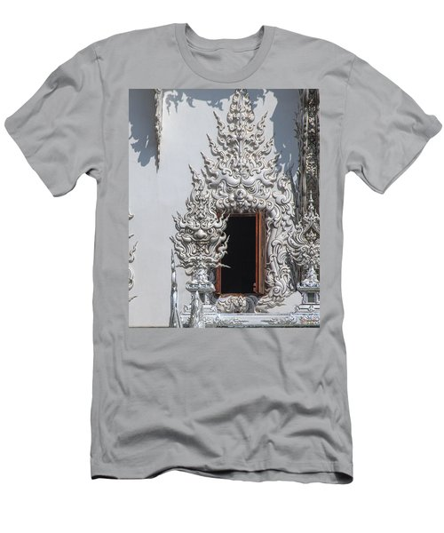 Wat Rong Khun Ubosot Window Dthcr0042 Men's T-Shirt (Athletic Fit)