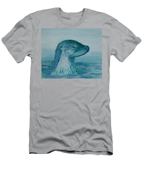 Prince Of The Water Men's T-Shirt (Athletic Fit)
