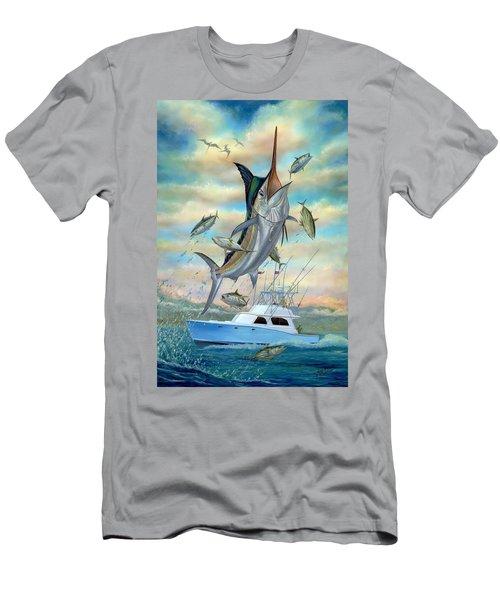 Waterman Men's T-Shirt (Athletic Fit)