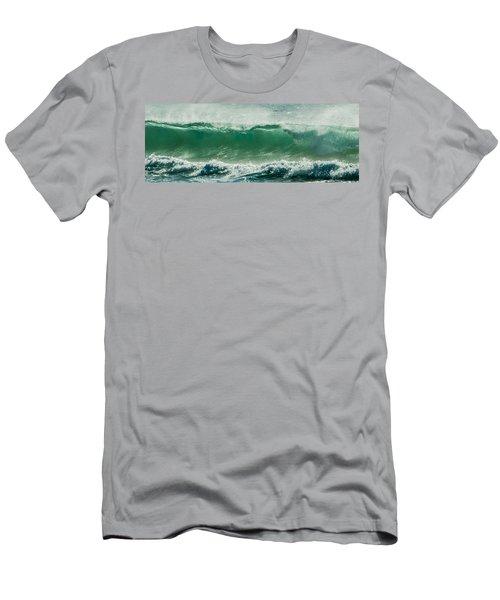 Wave 24 Men's T-Shirt (Athletic Fit)