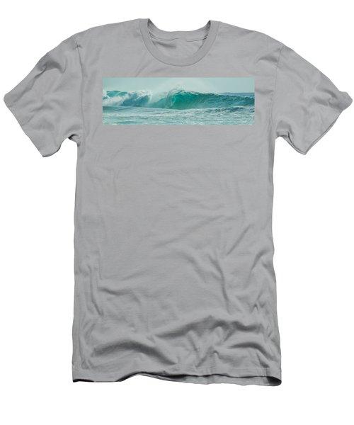 Wave 7 Men's T-Shirt (Athletic Fit)