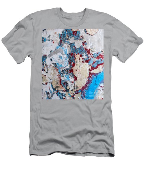 Weathered Wall 02 Men's T-Shirt (Athletic Fit)