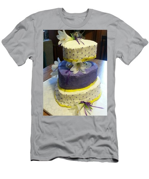 Wedding Cake For May Men's T-Shirt (Athletic Fit)