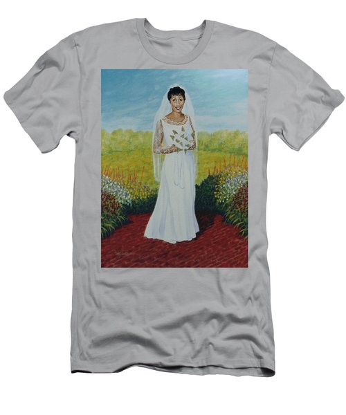 Wedding Day Men's T-Shirt (Athletic Fit)