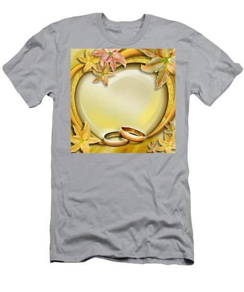 Wedding Memories V3 Men's T-Shirt (Athletic Fit)