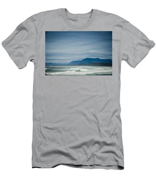 West Coast Exposure  Men's T-Shirt (Athletic Fit)