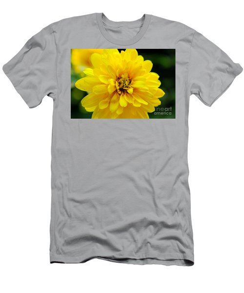 West Virginia Marigold Men's T-Shirt (Athletic Fit)