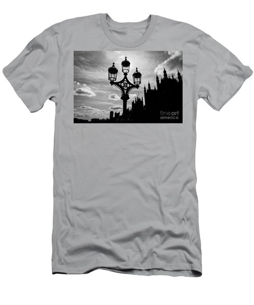 Men's T-Shirt (Slim Fit) featuring the photograph Westminster Silhouette by Matt Malloy