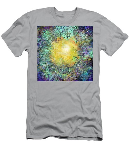 What Kind Of Sun Vii Men's T-Shirt (Slim Fit) by Carol Jacobs