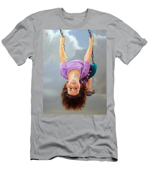 What's Up? Men's T-Shirt (Athletic Fit)