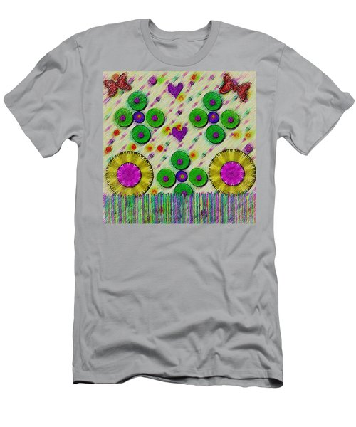 Where Is The Lawn Mover Men's T-Shirt (Athletic Fit)